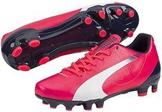 Puma evoSPEED 5.3 FG Fußballschuh Kinder 13.5 UK - 32.5 EU - http://on-line-kaufen.de/puma/32-5-eu-puma-evospeed-5-3-fg-jr-unisex-kinder