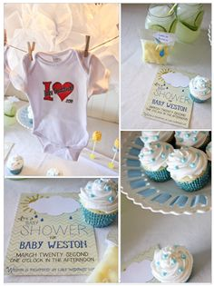 Southern Holiday Life feature: April Baby Shower