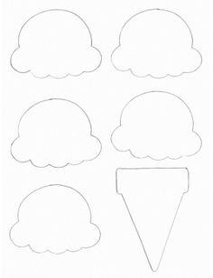 medium ice cream template - bjl