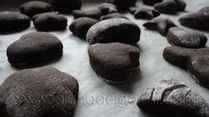 Biscotti di carrube, Carob Cookies