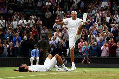 #Melo #Kubot #champions Wimbledon 2017, Roger Federer, Champion, Soccer, Wrestling, Sports, Tennis, Lucha Libre, Hs Sports