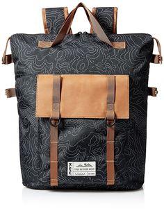 8daf755397 KAVU Men s Rainier Rucksack Bag    Find out more details by clicking the  item shown here   Backpacking backpack