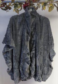 faux fur ruana wrap http://www.yourselegantly.com/clearance/winter-shawls-scarves.html