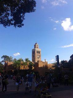 Vista de show case Marruecos