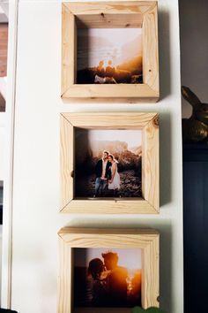 DIY Tea Light Photo Frame – A Beautiful Mess