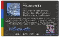 Wellnessmedia - alles, was ein Hotel braucht auf Google+