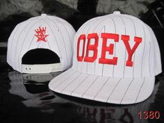 Obey Snapback Casquettes M0009