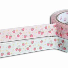 Deco Tape Strawberries