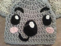 Tolee the Koala Bear from Ni Hoa Kai Lan Crochet Character Hat « The Yarn Box The Yarn Box