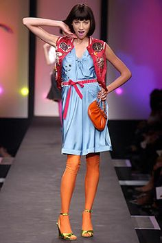 Moschino   Spring 2004 Ready-to-Wear Collection   Style.com