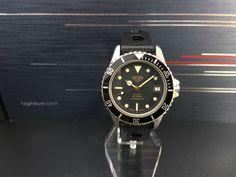 "HEUER DIVER 980.007 PROFESSIONAL 200M ""VINTAGE 1980"" | eBay"