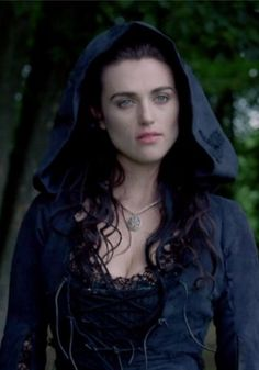 Morgana drives me mad in the series...but she's a really cool character!