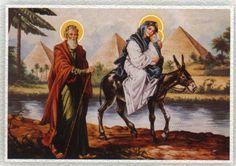 ن: رحلة العائلة المقدسة بالتفصيل