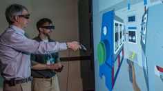 Virtual Reality for Decommissioning Nuclear Reactors
