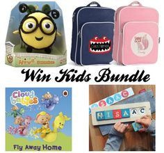 Day 6 of Lilinha Angel's World 12 Days of Christmas: Competition to Win Kids Bundle with £40 Tinyme Voucher