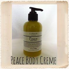 Peace Body Creme