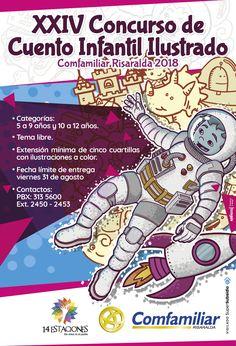Poster para Comfamiliar, Risaralda.