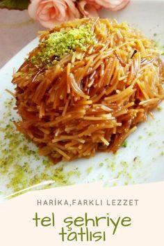 Tel Şehriye Tatlısı #telşehriyetatlısı #şerbetlitatlılar #nefisyemektarifleri #yemektarifleri #tarifsunum #lezzetlitarifler #lezzet #sunum #sunumönemlidir #tarif #yemek #food #yummy