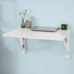 Drop Hinge Table Wall Mounted Drop Leaf Table Solid
