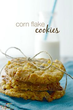 This time of year you'll find cookies every which way you turn.  But what about unique cookie recipes?  I have to say that I'm a bit the traditionalist when it comes to baking.  If I'm going to spend the time I want to know that results.  And there's something about certain cookies that fit right …
