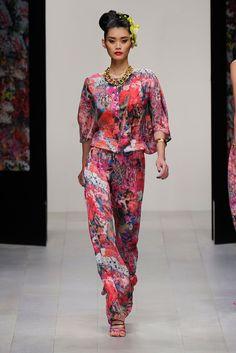 #fashion-ivabellini Issa Spring 2013