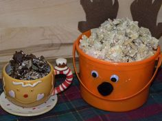 Reindeer food 1 lb white chocolate melted 1 box of chocolate reindeer food forumfinder Choice Image