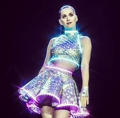 I loved the prismatic world tour!!! This was her opening and 2nd outfit for Roar and Part of Me