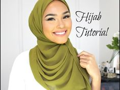Hijab Tutorials Archives - Page 3 of 22 - Hijab Fashion Inspiration Square Hijab Tutorial, Simple Hijab Tutorial, Head Scarf Tutorial, Hijab Style Tutorial, Turban Tutorial, Stylish Hijab, Hijab Chic, Hijab Fashion Inspiration, Style Inspiration