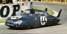 1964 CD 3  Panhard (848 cc.)   Alain Bertaut  André Guilhaudin