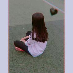 Aesthetic People, Aesthetic Colors, Aesthetic Girl, Snap Girls, Crying Face, Hidden Photos, Gangsta Girl, Hidden Face, Cute Korean Girl