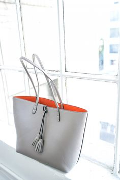 The SoleSociety reversible Campbell tote is the perfect tote for any…