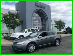 nice 2012 Chrysler 200 Series LIMITED Certified - For Sale