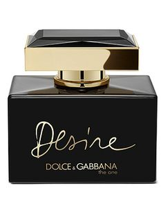 This sensual version of The One has been sexed-up with vanilla infused caramel, musk and sandalwood. Created by Stefano Gabbana and Domenico Dolce, it's got the makings of a signature scent for all flirty femmes. The 1930s-inspired black and gold bottle will be the ultimate addition to your dressing table too.  £45/30ml, Harrods Tip: On a date, apply your fragrance to your lower neck so when your hair swishes during the night the scent is re-released.   - Cosmopolitan.co.uk
