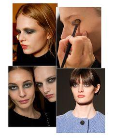 Backstage beauty, Derek Lam, Fall/Winter 2014-2015, FW2014, New York Fashion Week, Tom Pecheux, Orlando Pita