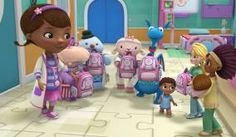 "'Doc McStuffins"" Two-Mom Storyline Is Finally Showing My Kids a Family That Looks Like Ours"