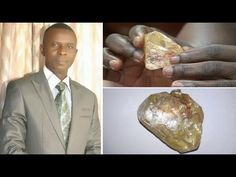 Mar 17, 2017 Sierra Leone Pastor finds 706 Carat Diamond which could be the 10th Larg...