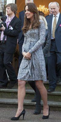 Kate Middleton Reveals Her Prenatal Fitness Routine