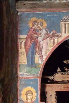 BLAGO | БЛАГО : Дечани : Сусрет Ане и Јоакима на Златним вратима