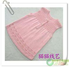 转]一款简单漂亮的小裙子 - 梅景 - meijing5759的博客