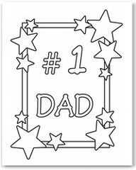 Father's Day coloring cards - kids Father's Day cards - free printable Father's Day cards - free coloring cards - homemade card ideas for Dad - coloring pages Kids Fathers Day Cards, Fathers Day Ideas For Husband, Fathers Day Poems, Easy Fathers Day Craft, Homemade Fathers Day Gifts, First Fathers Day Gifts, Diy Father's Day Gifts, Father's Day Diy, Mothers Day Cards