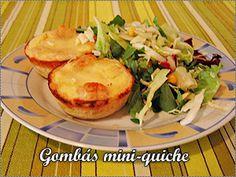 Mini-quiche