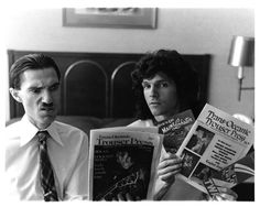 SPARKS. Ron and Russell Mael.