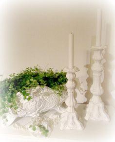 InWhite4You - Loja Interior com interior rústico do País francês, Shabby Chic e decoração rústica.
