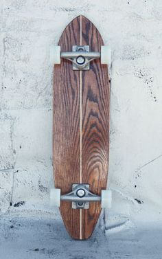 Hand-made skate boards from Williamsburg, NYC. So cool.