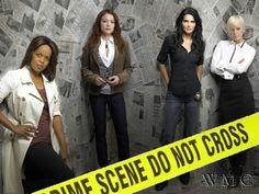 Women's Murder Club...i miss this show