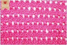 Foto e Execução: Blog-By-Day.blogspot.com   Agulha:  4   Fio:  Camila Fashion (duplo)     Numero de pontos par + 2     1ª carr: 1t *la...