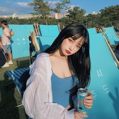 So far today has been really fun hehe😂💕👻 Korean Beauty Girls, Pretty Korean Girls, Korean Girl Fashion, Cute Girl Poses, Cute Girls, Aesthetic People, Aesthetic Girl, Ulzzang Korean Girl, Uzzlang Girl
