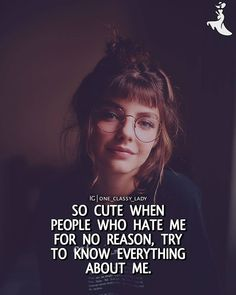 Best Women Sayings, Women Empowerment Quotes, GentleWomen Sayings - Narayan Quotes Classy Girl Quotes, Badass Girls Quotes, Attitude Quotes For Girls, Cute Girly Quotes, Funny Attitude Quotes, Woman Quotes, Life Quotes, Happy Quotes, Happiness Quotes