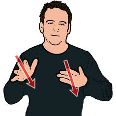 Rain - British Sign Language (BSL)
