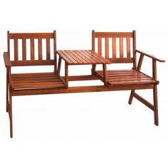2a80918e92c Option for front porch - Jack   Jill 2 Seater Bench - Outdoor Timber  Furniture -